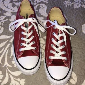 Converse all star men's size 8 women's size 10